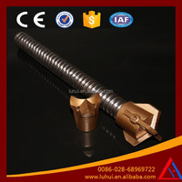 LUHUI High Quality Soil Nail Screw In Ground Anchor