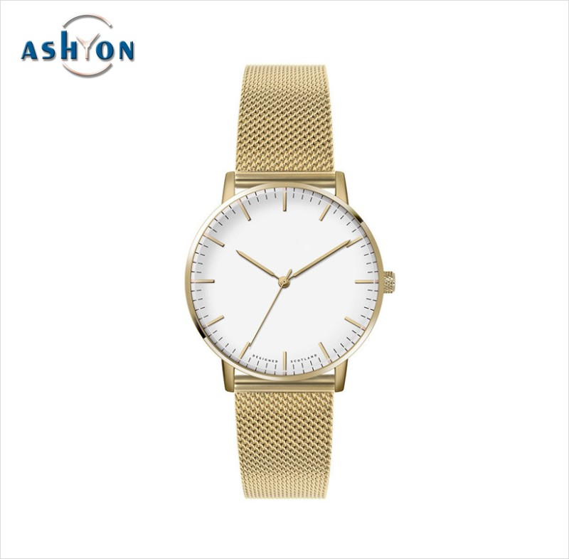 ip plating fortune quartz watch classic mechanical watch