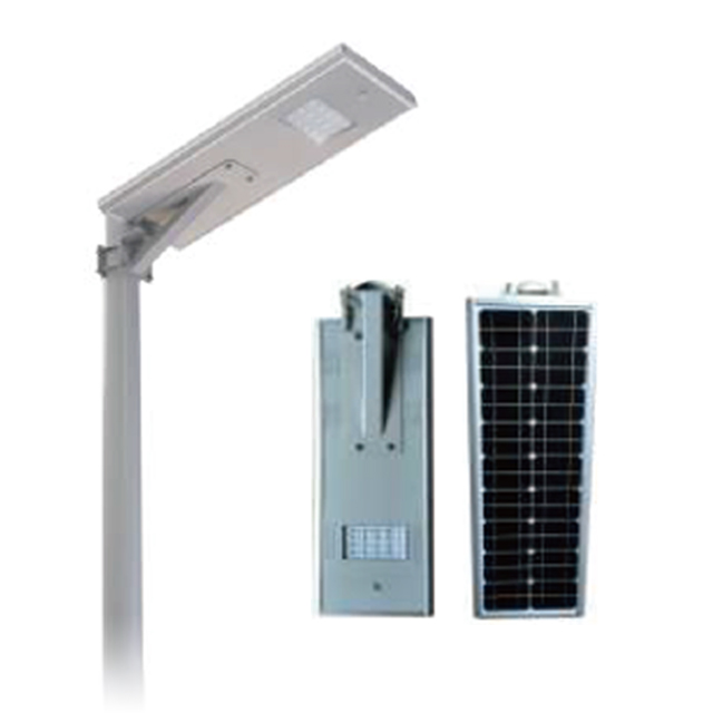 High Quality 50w 60w 80w 100w 120w Ip65 Waterproof Outdoor Led All In One Solar Street Light