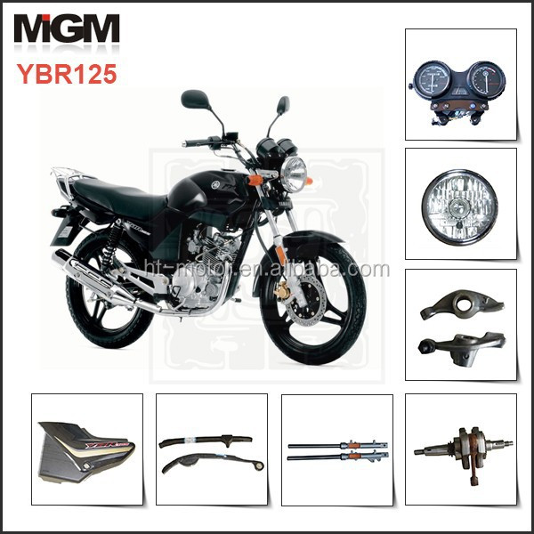 OEM high quality motorcycle battery manufacturer ,ybx motorcycle parts for yamaha