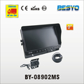 9 Inch vehicle reversing monitor with CCD Camera System BY-C08902MS