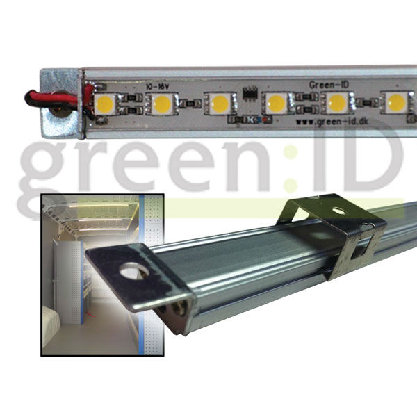 green:ID High-Power LED Rails