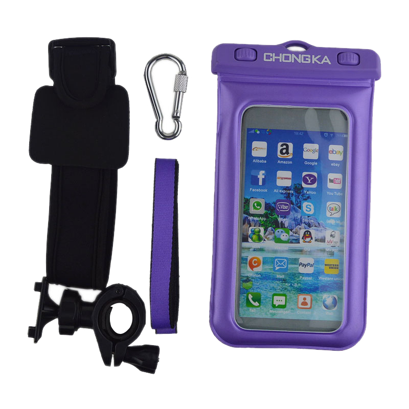 waterproof case for samsung galaxy mega 6.3''/phone waterproof case for samsung