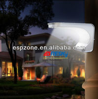 Wall Mounted Outdoor Solar Light System LED light For Garden