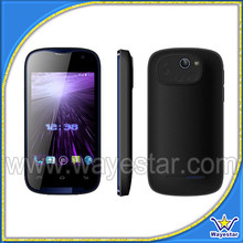 3.5inch screen smart phone MTK6572W Dual Core Android 4.2 GPS 3G Phone