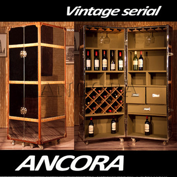 living room furniture wine cabinet L887