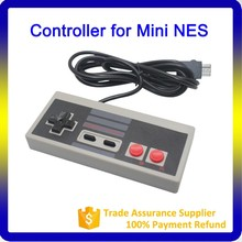 Original Grey Color 1.5m 1.8m Cable Wired Controller for Nintendo NES Classic Edition Mini Game Console