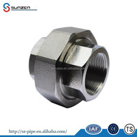 Forged High Pressure pipe union connector fitting