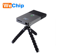 Hottest Android projector Mini Android 4.4 Rk3128 Projector C2 Mini Projector