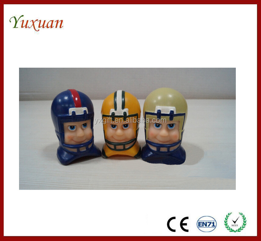 OEM plastic hard pvc mini action figures,new design 3d plastic pvc toy figures
