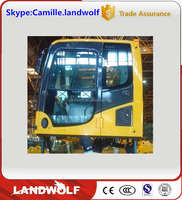 Hydraulic excavator driving cabin assy,hitachi excavator cab,SANY excavator operator cabin