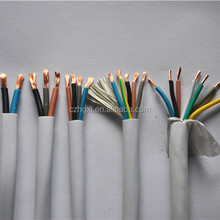 PVC flexible power cable electrical wire, auto eletric wire and cable, building wire