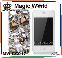 FOR NEW SAMSUNG GALAXY S3 PHONE CASE COVER LUXURY DESIGN BLING BLING GEM DIAMANTE