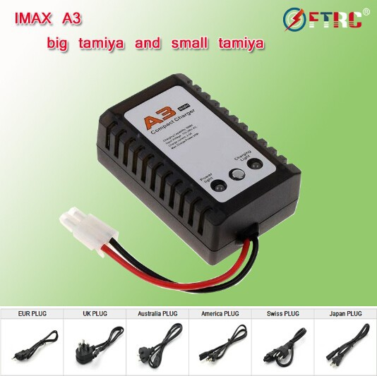 IMAX nimh charger for airsoft / nicd battery nicd battery 500ma charger balance imax A3