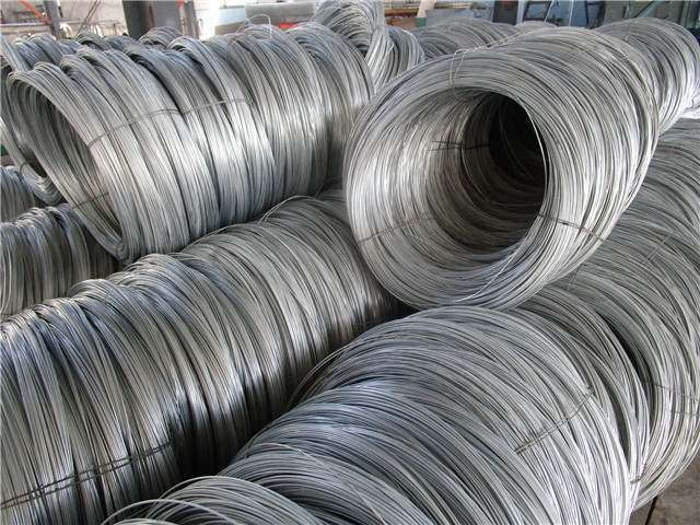 For Wire Mesh Fence -- Raw Materials