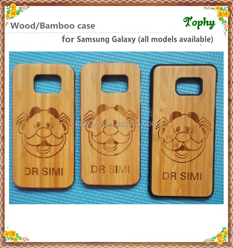 Fashionable wood phone shell, wooden mobile phone cover,fancy bamboo cell phone cases