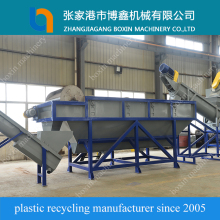 Waste recycling line/PPPE washing line/plastic film crusher