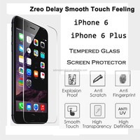 today's latest populor Branded tempered glass protector for iphone 5s for iphone 6 /6 plus for samsung s4