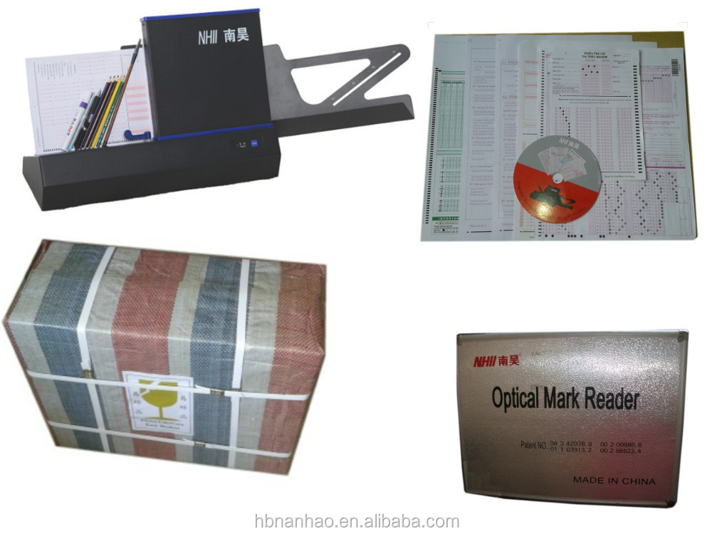 Hot Selling!! Optical mark reaader(OMR )scanner S50FBSA /OMR /documentScanner for the school exam and university