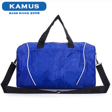 Kamus brand wholesale fashion design fortable custom outdoor travel sports gym bag