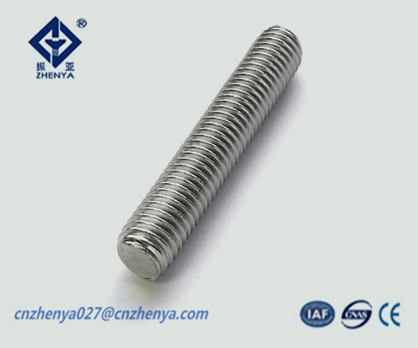 5/16 stainless steel threaded rod China fastener manufacturer