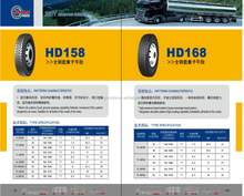 Best Selling Hifly Truck Tyres 315/80R22.5 with High Speed