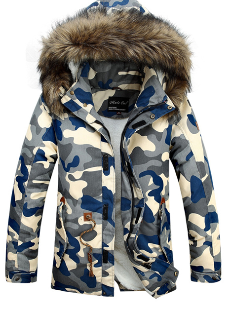 fashion brand new winter duck down jacket