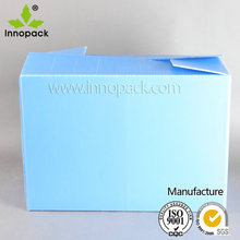 colorful customizable printed PP Hollow sheet box with Handle