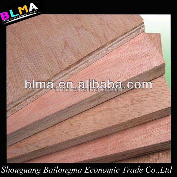 well selling bintangor plywood for bedroom furniture decoration