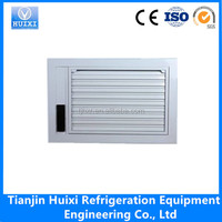 HVAC acutator ceiling air vent covers outlets