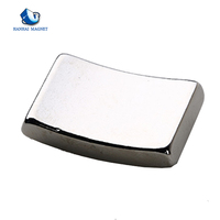 Hot sale ndfeb arc magnet made in china