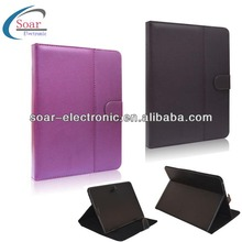 10.1 inch tablet universal leather case for samsung galaxy