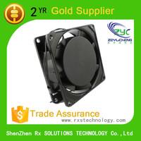 8025 AC mini fan 220v Sleeve /Ball Bearing Cooling Fan /AC Ceiling Fan 80x80x25 110V AC Axial Fans
