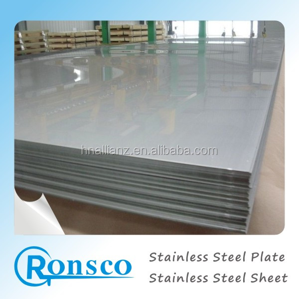 In stock! prime quality 2B BA NO.4 stainless steel 304 stainless steel sheet pice per kg