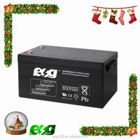 Environment Protection Lead Acid AGM UPS Battery 12V 250Ah