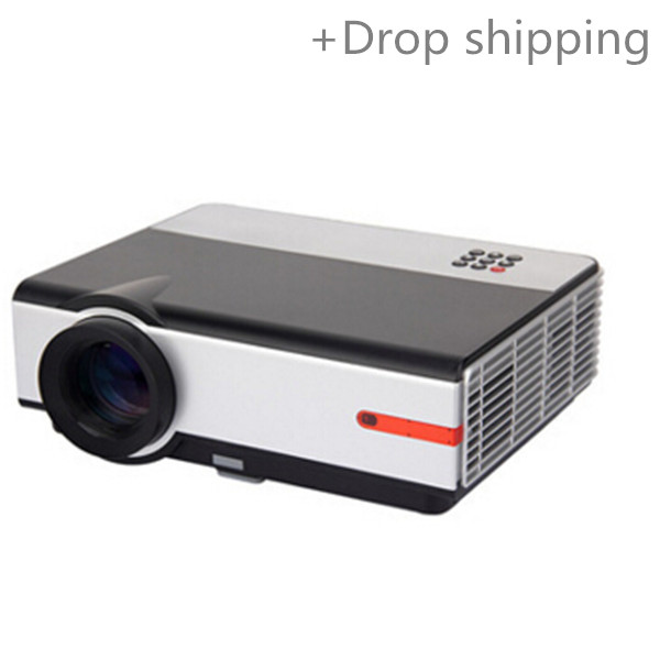 HD projector LED projector for drop shipping and warehousing