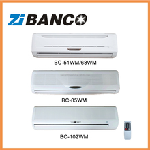 Best selling hot water heating air conditioning high wall fan coil unit