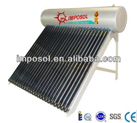 solar system solar water heater production line