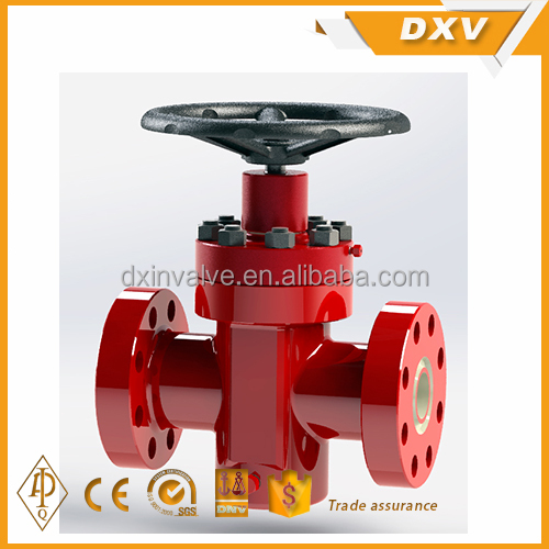 cameron fls gate valve for petrochemical industry