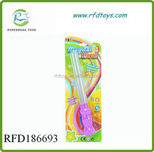 Newly style flash stick flashing light toys for kid party flash stick
