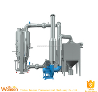 High quality Pharmaceutical equipment fluidized bed granulator(FL Series)
