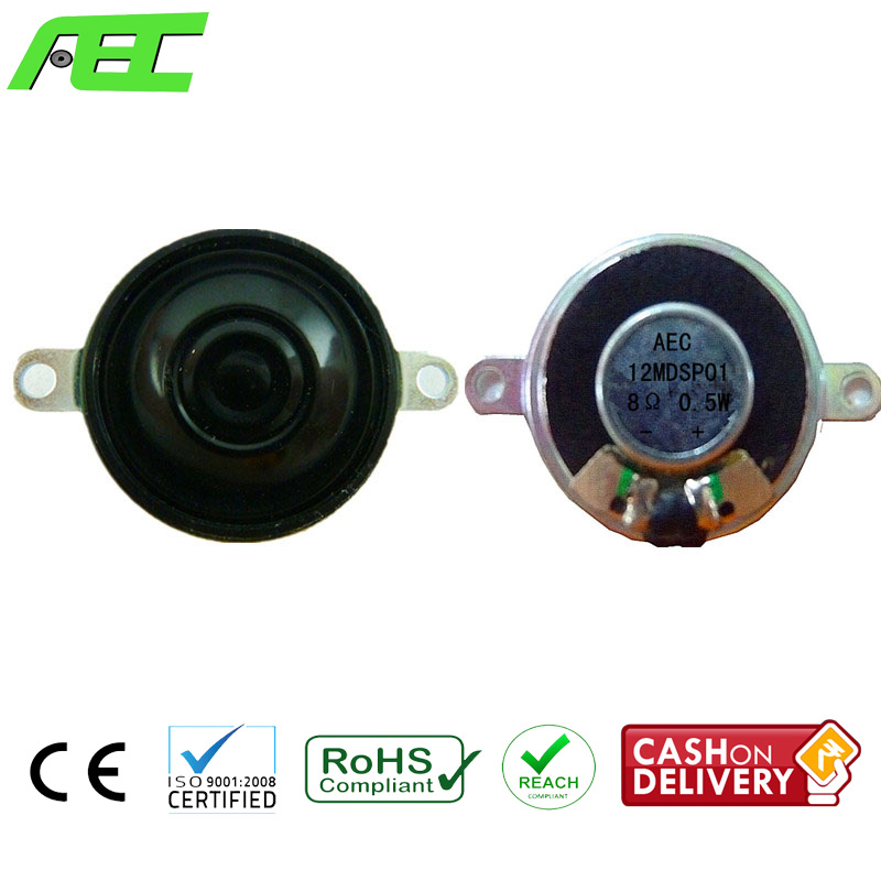 top sale 26mm mylar speaker 8ohm 1w small speaker for toys