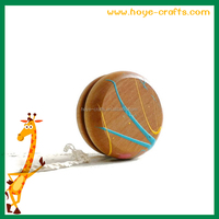 wholesale 4.5cm dia wood mini yoyo