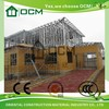 factory direct sale container house villa / resort