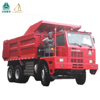 Lowest Price!!! SINOTRUK HOWO 70 Ton Mining Dump Truck for sale