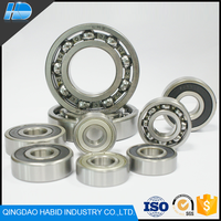 High Precision OEM Services Deep Groove Miniature Ball Bearing Factory Price Custom Long Life Cylindrical Roller Bearing