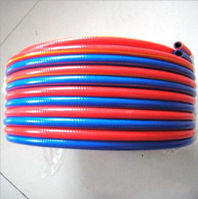 Twin Welding Air Rubber/ PVC Hose