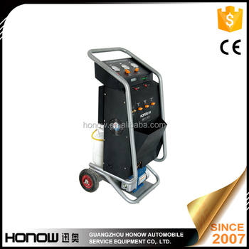 Car gas refrigerant recharging and recycling machine HO-L180A