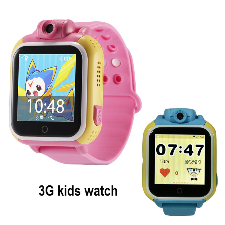 Q730 Satellite Monitor SOS GPS Tracker Baby Smart Phone Watch for Kids