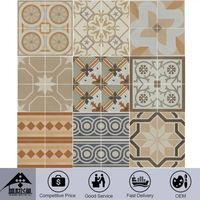 Hotsale Best Quality Popular Design Custom Fitted Solid Color Ceramic Tile
